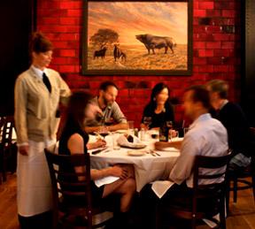 Manny S Steakhouse Parasole Restaurant Holdings